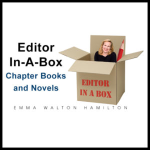 Editor-In-A-Box for Chapter Books and Novels