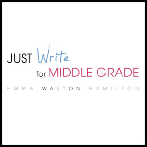Just Write for Middle Grade